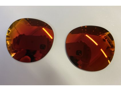 lover spare lense red