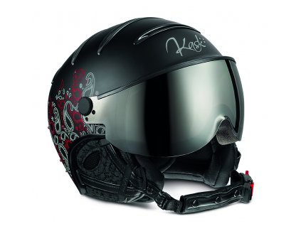 KASK SHE00050.201 ELITE LADYCACHEMIRE BLACK