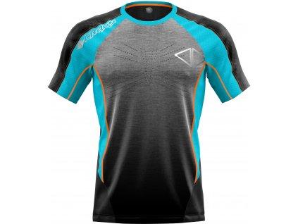 S20095114U 00 T Shirt Air Man 24 LG Laguna Orange Fluo