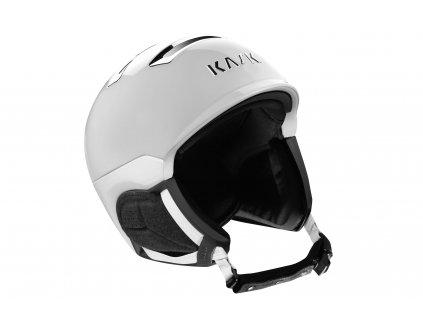 PIUMA R chrome white silver goggle
