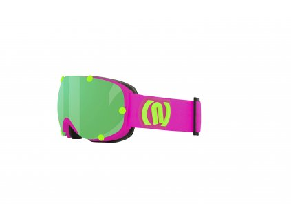 out pink fluo green
