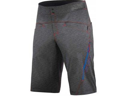 S19015182U 00 Shorts Listen Man 03 Gray Melange