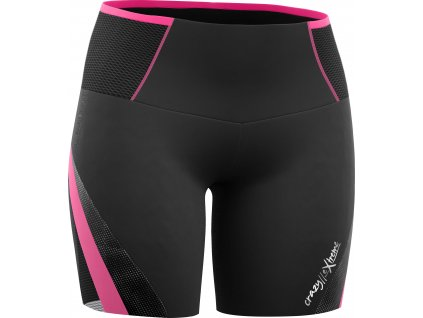 S19015121D 00 Short Kinsej Woman 01 PI Black Pink