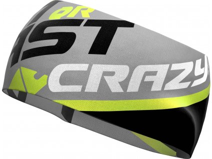 S19126031X 00 Crazy Band Sharp Cut X020 Black Gray Green Fluo