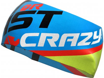 S19126031X 00 Crazy Band Sharp Cut X022 Green Fluo Wildblue Rebel