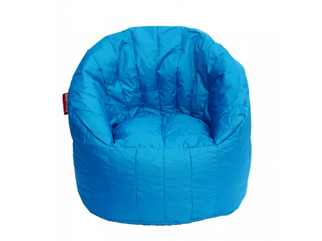 14536 2 sedaci vak chair modra