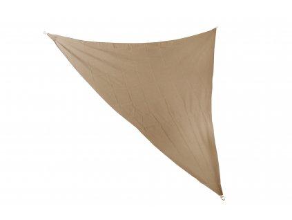 13864 2 stinici plachta triangle taupe