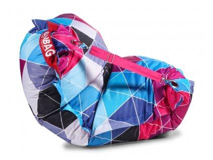 14347 3 designovy sedaci vak 189x140 triangle 2 s popruhy
