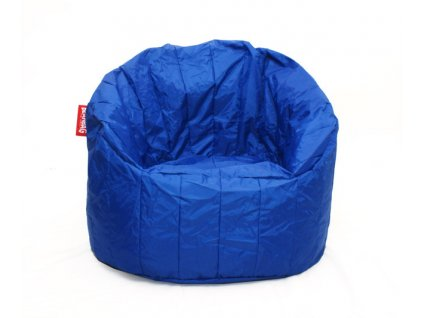 14521 2 sedaci vak chair tmave modra