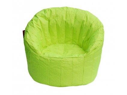 14533 2 sedaci vak chair zarive limetkova