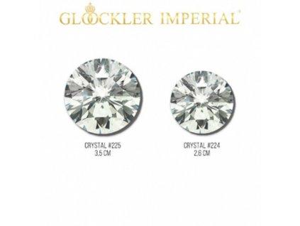 1618 6 krystaly na zed marburg gloockler imperial 225