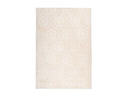 Kusový koberec Monroe 200 krémová  Kusový koberec