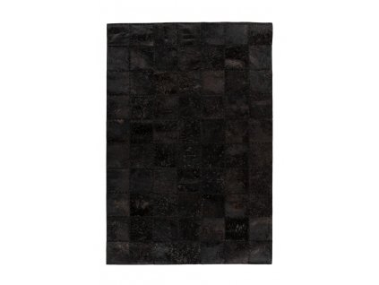Kusový koberec Voila 100 černá  Kusový koberec