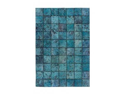 Kusový koberec Voila 100 tyrkys  Kusový koberec