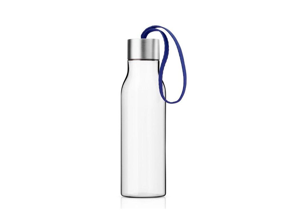 16326 lahev na piti 0 5l modre poutko eva solo