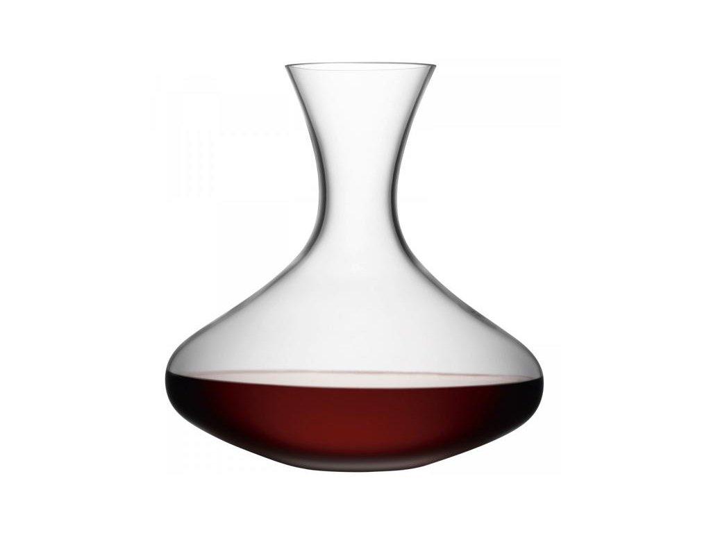 27326 lsa wine karafa na vino 2 4l