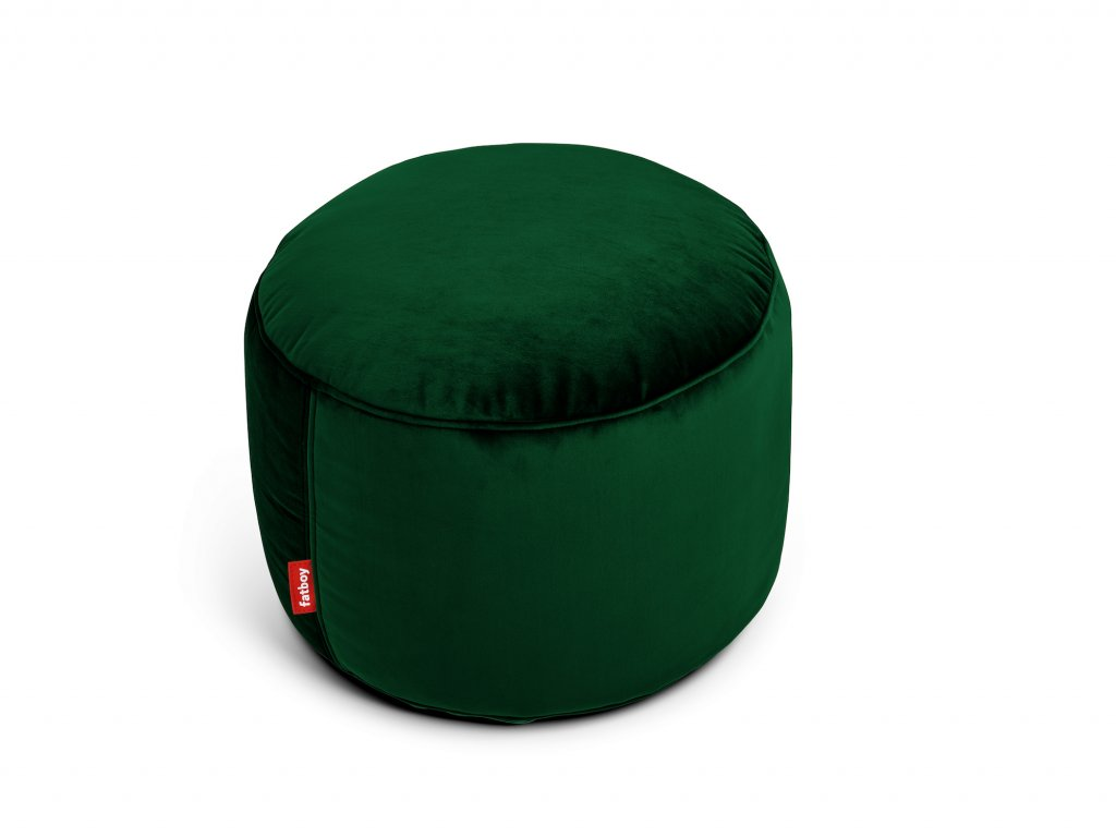 FATBOY point velvet emerald green JPG RGB