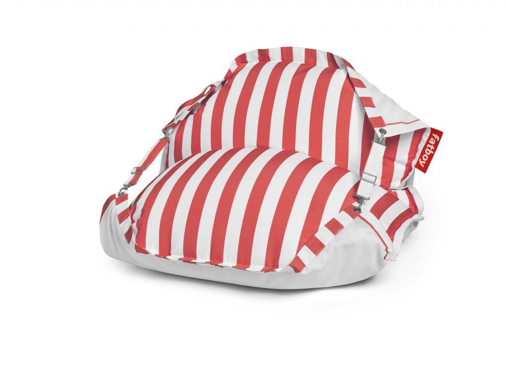 FATBOY Floatzac 01 Stripe Red JPG RGB