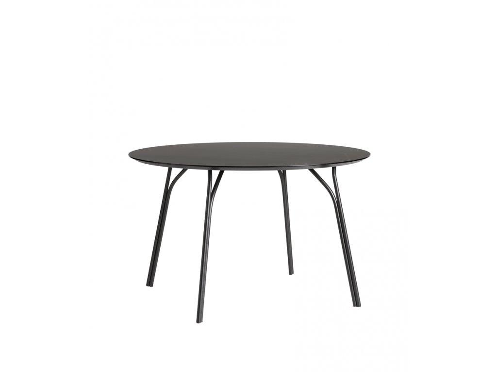 Tree dining table 120 black