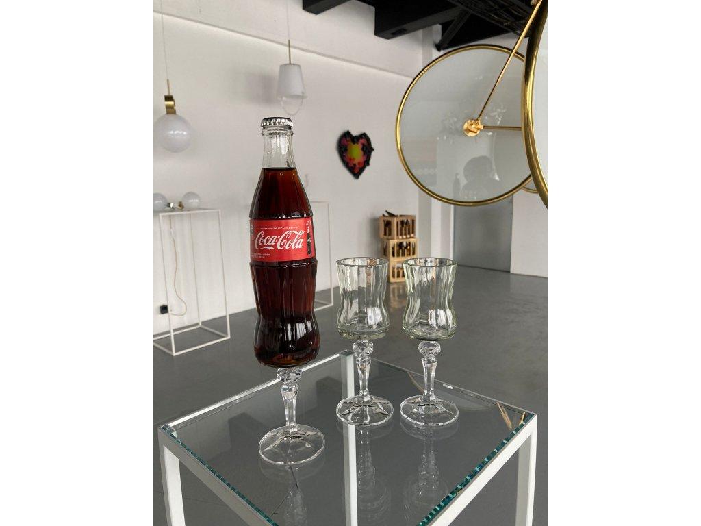 STICLĂ re-design Coca Cola, 1 buc - Lukáš Houdek (Provedení sticlă plină)