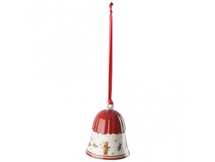 41921 vanocni ozdoba zvonecek kolekce toy s delight decoration villeroy boch