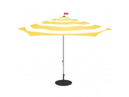 "Umbrelă de soare cu suport ""stripesol"", 7 variante - Fatboy® (Barva yellow)"