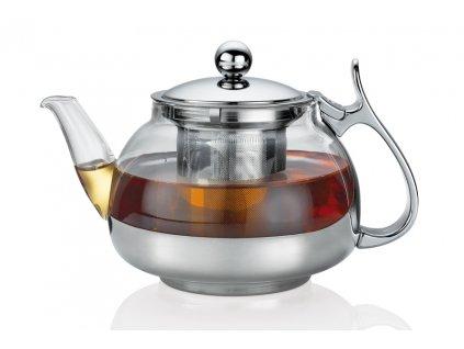 Ceainic cu filtru LOTUS od 0,7 l - Küchenprofi (Objem 1,2 l)