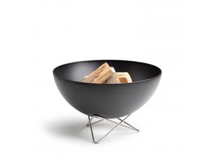 38141 2 ohniste bowl s nerezovou zakladnou hofats