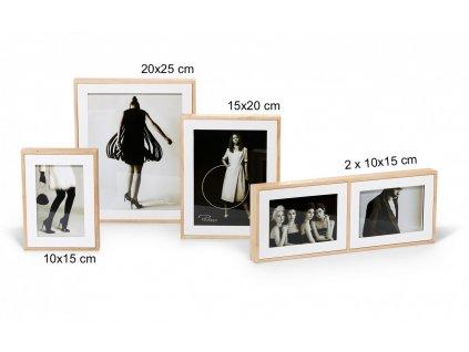 34514 fotoramecek fashion 10 x 15 cm philippi