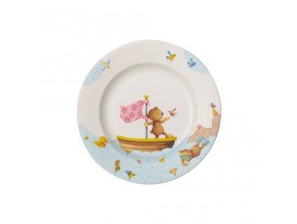 39959 detsky talir kolekce happy as a bear villeroy boch
