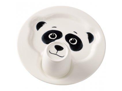 40013 talir s hrnkem panda kolekce animal friends villeroy boch