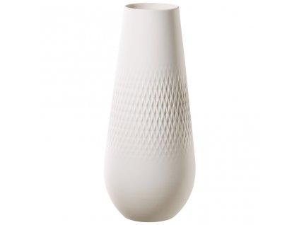 39911 vaza carre vysoka kolekce manufacture collier blanc villeroy boch