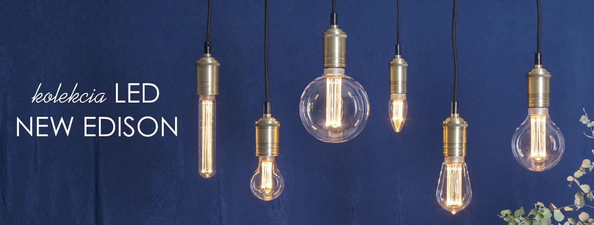Edison LED žiarovky