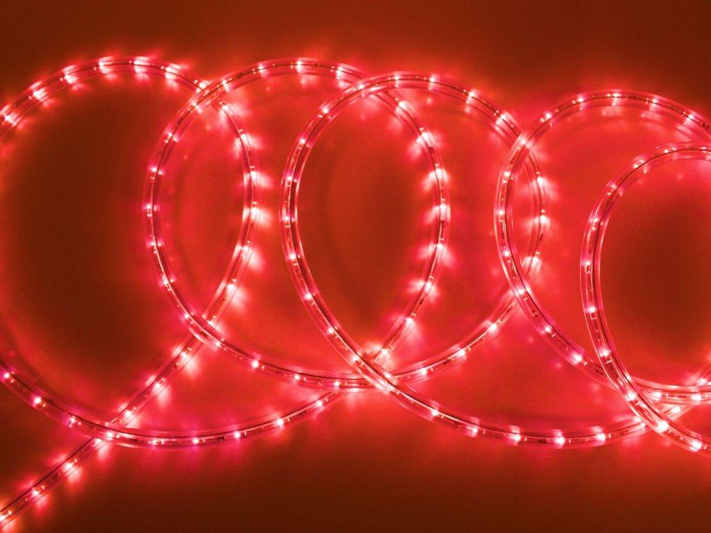 Cervena LED trubica 36 LED 1m had