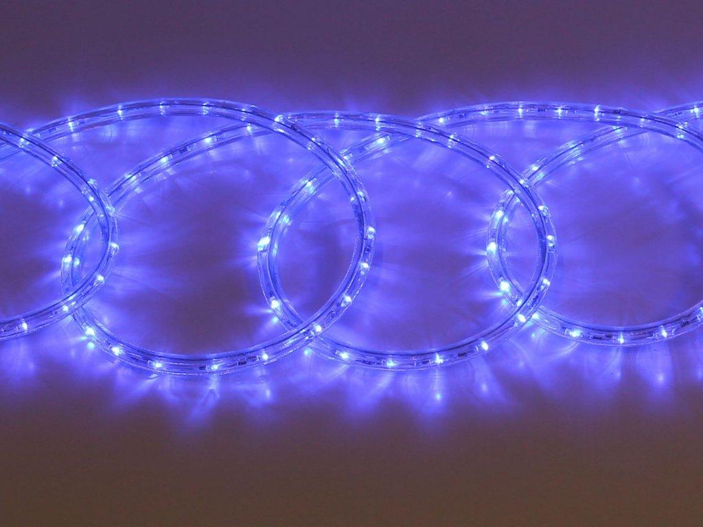modra LED trubica 36 LED 1m had