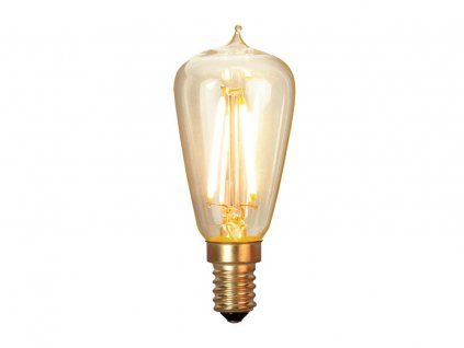 led filament ziarovka e14 2w a