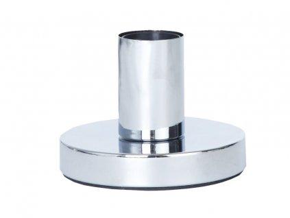 stolna lampa e27 chrome glans 1