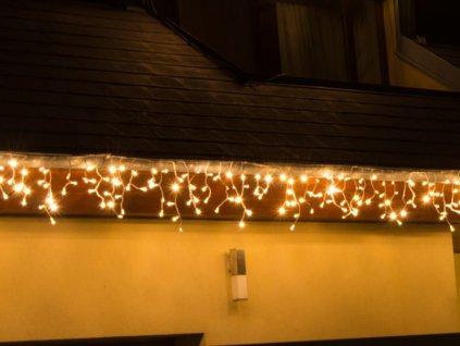svetelny cencul tepla biela LED