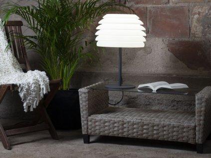 vonkajsia lampa na stol rhodos