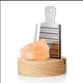 Rivsalt - přírodní sole a pepře