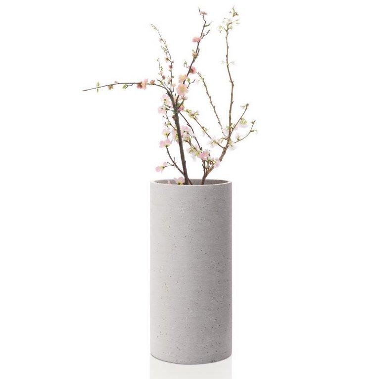 Designové betonové vázy