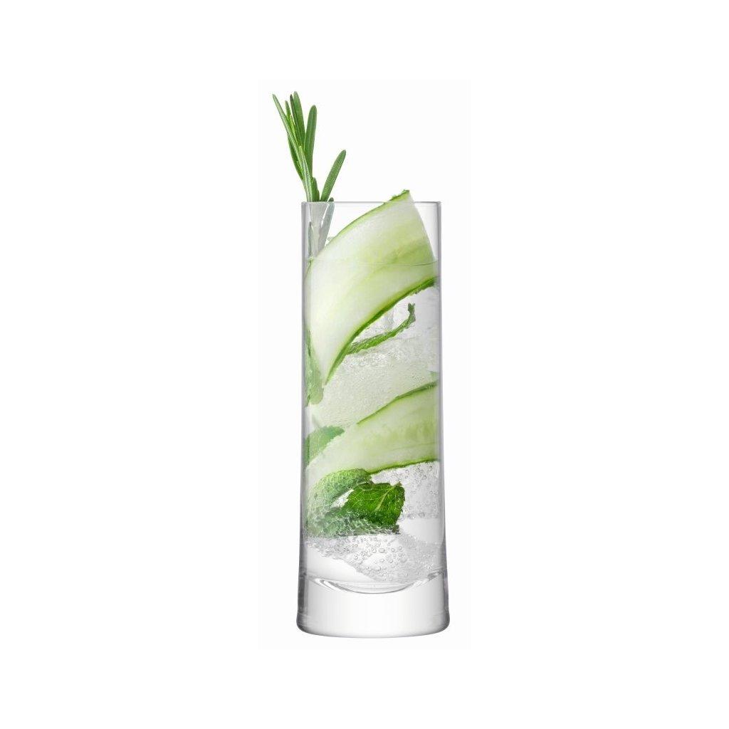 13697 gin vysoka sklenice 380ml cira set 2ks lsa handmade