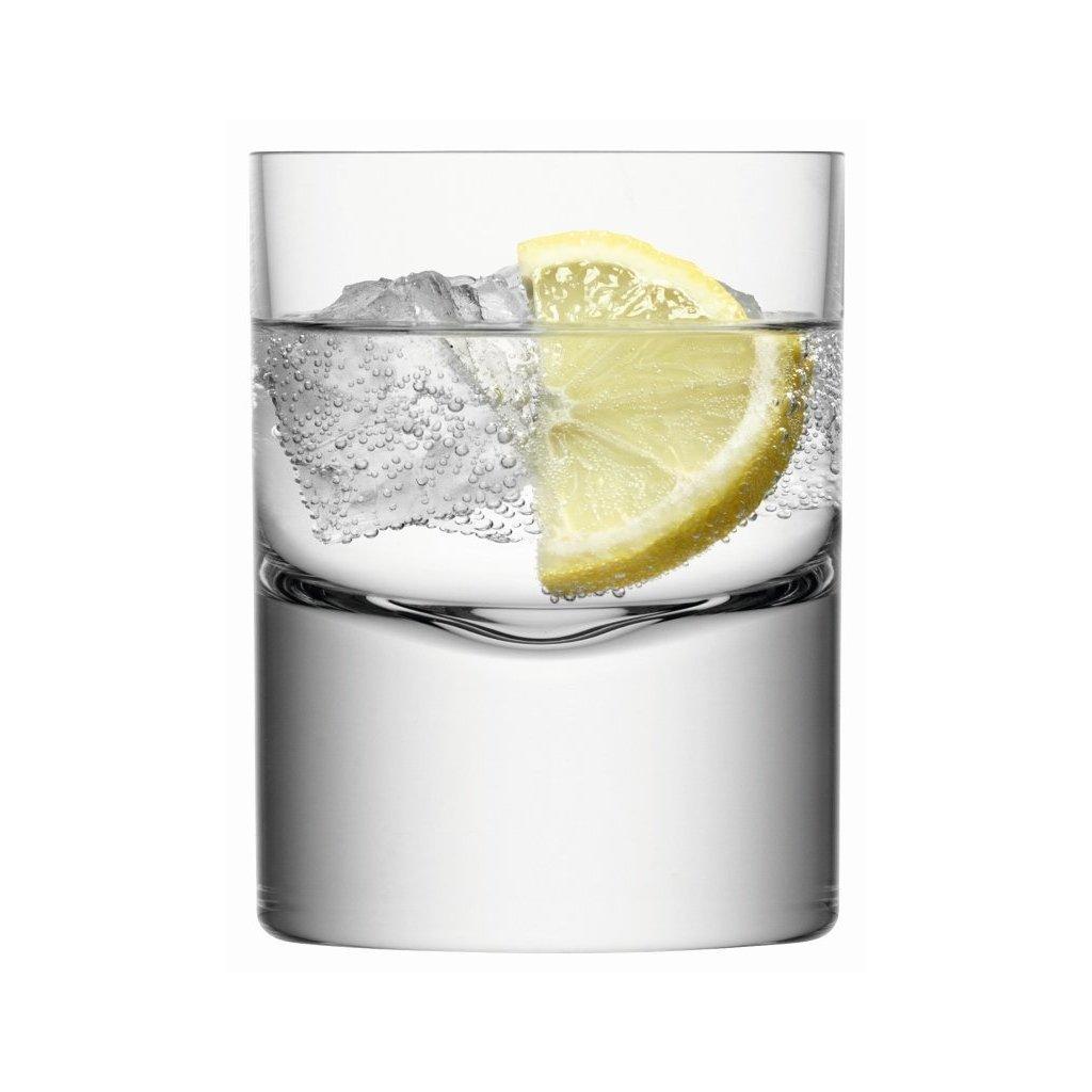 13706 boris sklenice 250ml cire set 2ks lsa handmade