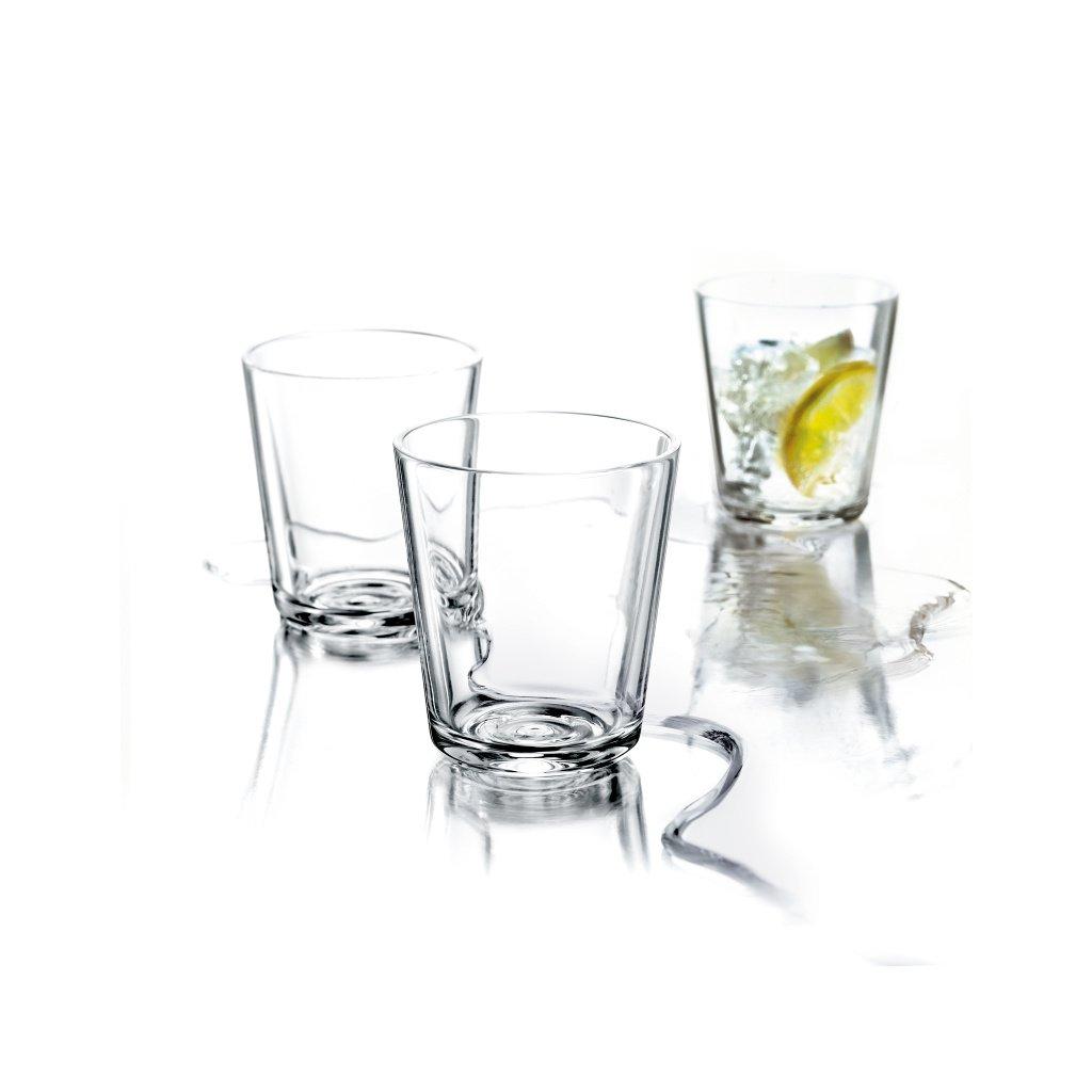 15546 set 6ks sklenic 25 cl cira eva solo