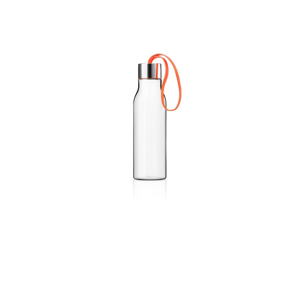 15807 lahev na piti 0 5l oranzove poutko eva solo
