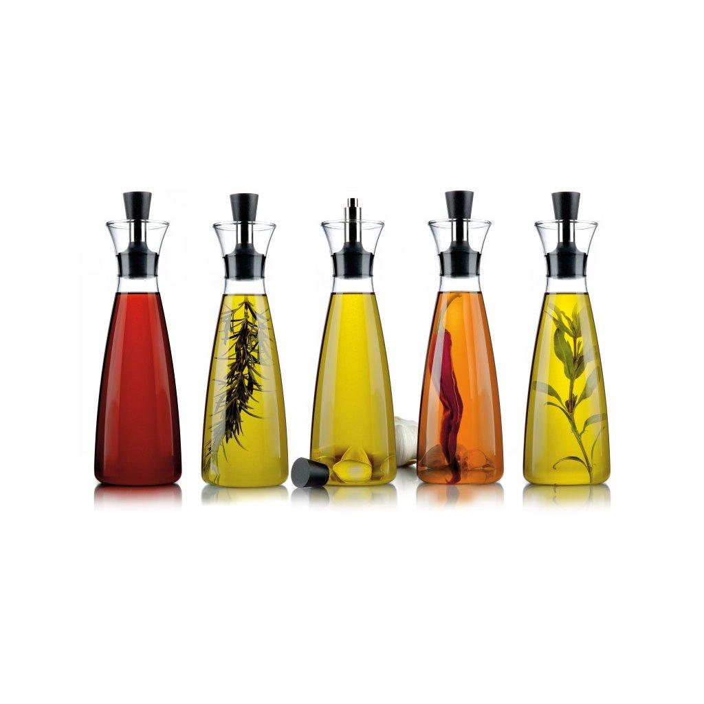 15930 karafa na olej nebo ocet 0 5l cira eva solo