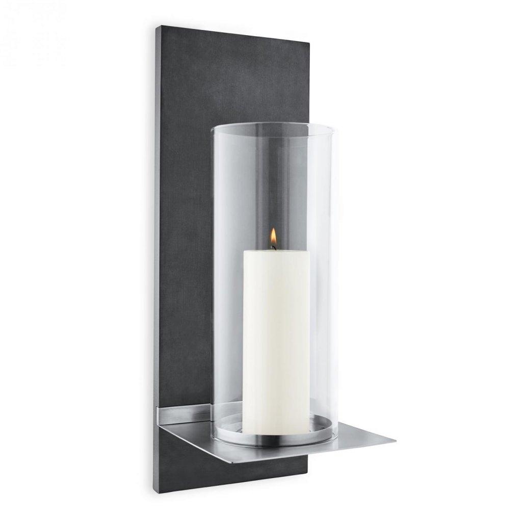 Nástěnný svícen 52 cm vč. svíčky FINCA - Blomus