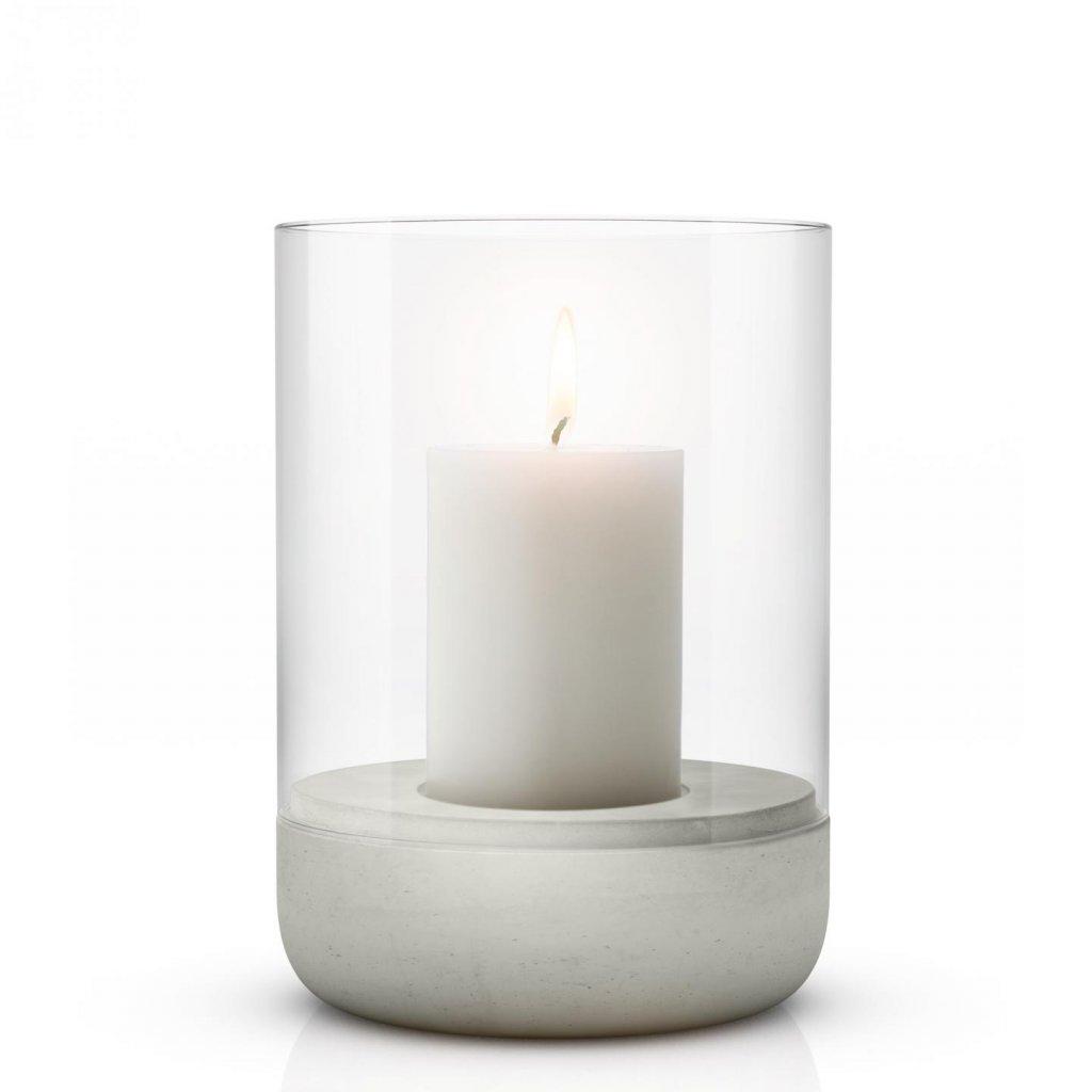 Svícen na čajovou svíčku 22,5 cm CALMA - Blomus