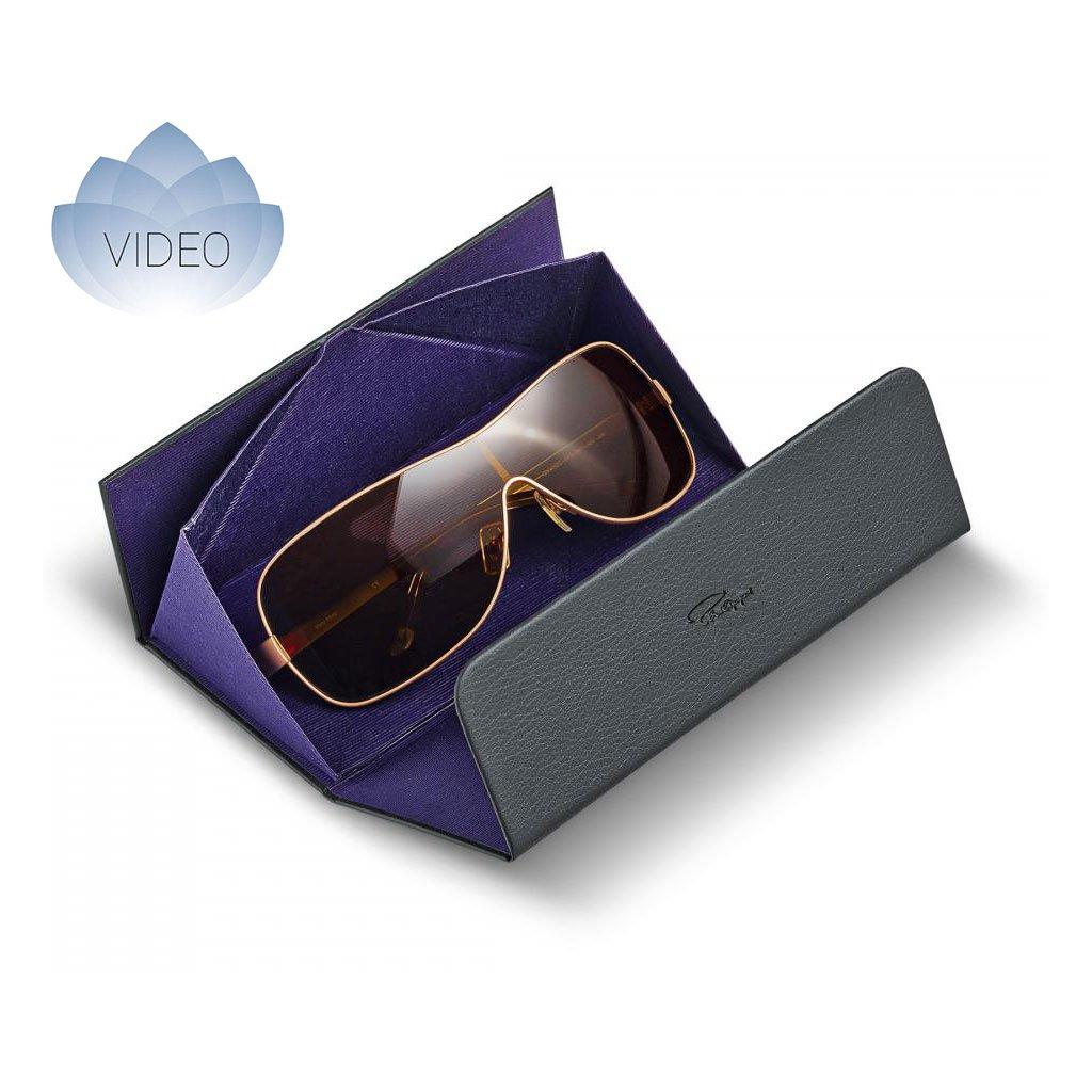 Pouzdro na brýle Alegro 2 velikosti - Philippi