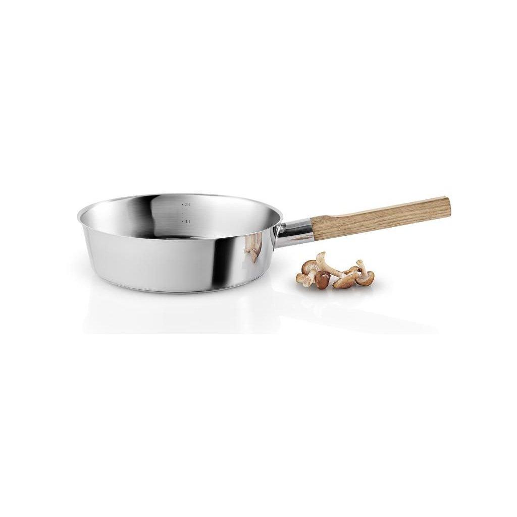 26977 panev na sote prumer 24cm s poklici nordic kitchen eva solo